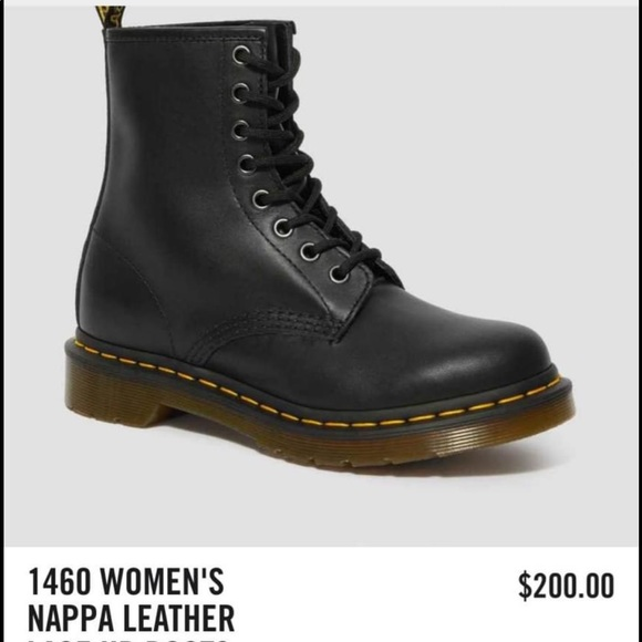 BRAND NEW DR MARTENS